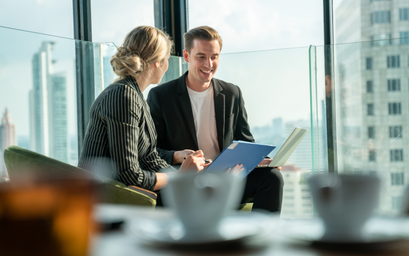 Unternehmensstrategie - MS Consulting